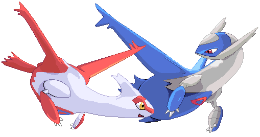 latios and latias pixel over by fade away requiem d3bb55t