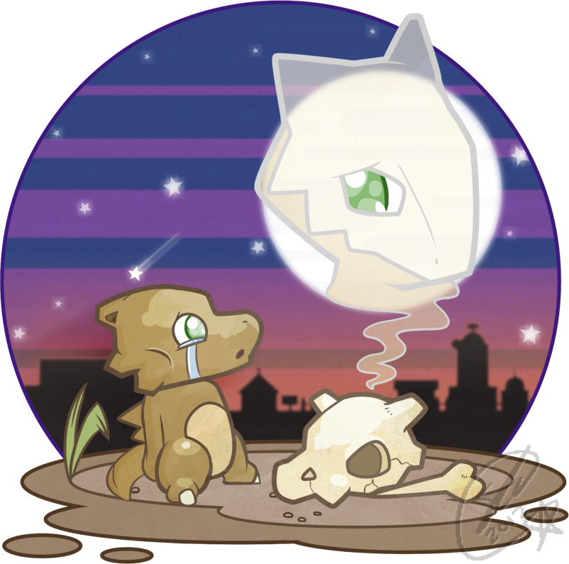 the tale of cubone by aeonpants d4xptsw