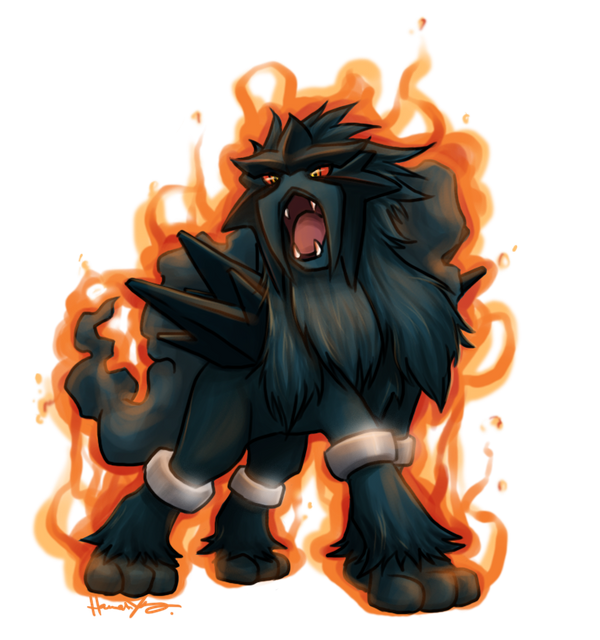 corrupt entei by nitefise d4bf19u fullview