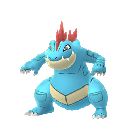 Pokemon GO Pokemon GO Feraligatr sprite (Male)