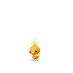Pokémon GO Torchic stats and Max CP