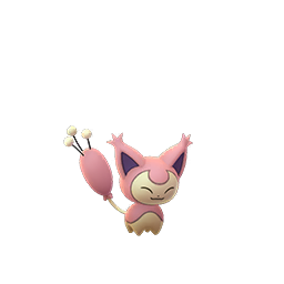 Pokémon GO Skitty stats and Max CP