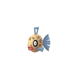 Pokémon GO Feebas stats and Max CP